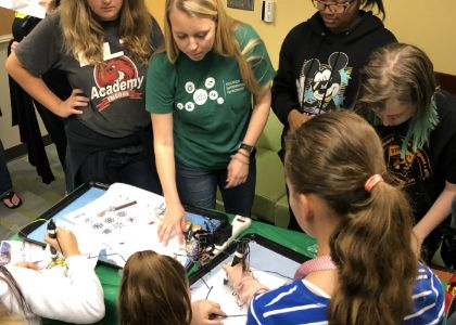 Jabil Spark Students' STEM Curiosity at Engineering Expo