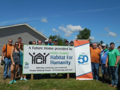 Employees Maintain Habitat for Humanity Tradition