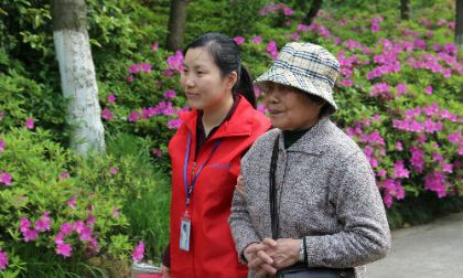 Jabil Wuxi Spreads Care Across the Community